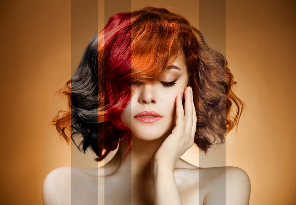 Модные цвета волос 2021/ фото ua.depositphotos.com