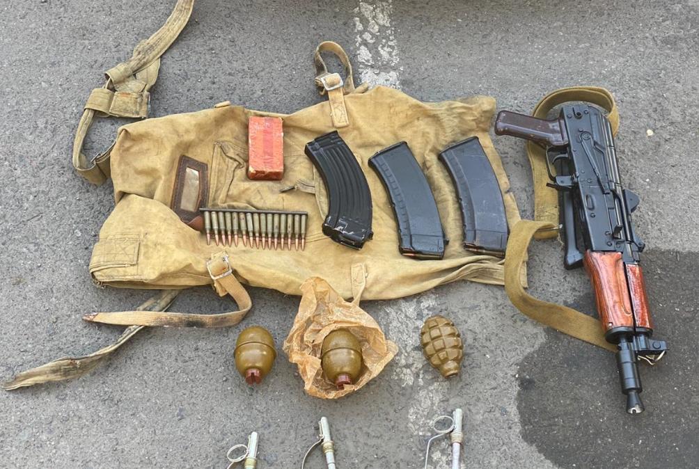 Военные в Одесской области занимались торговлей оружием / фото gp.gov.ua