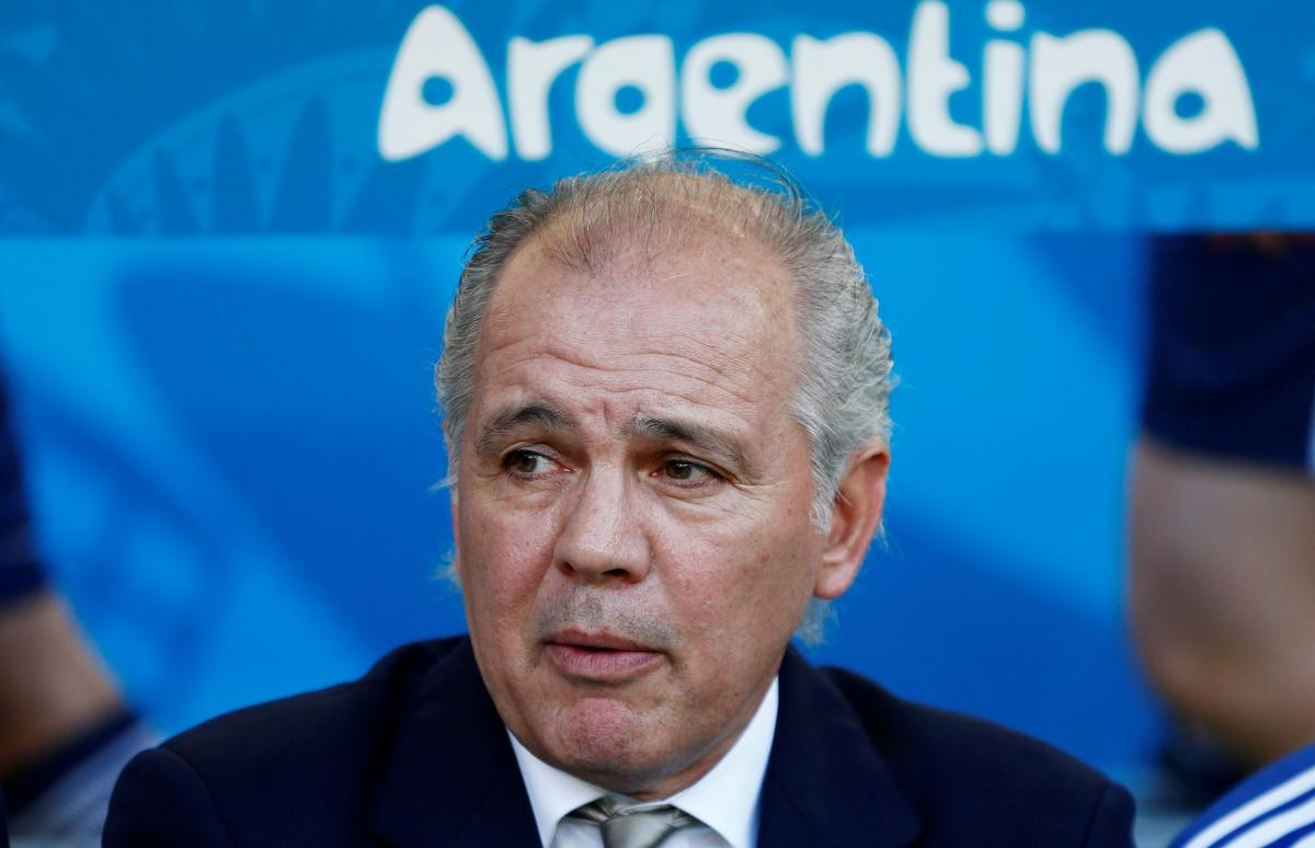 Алехандро Сабелья / фото REUTERS