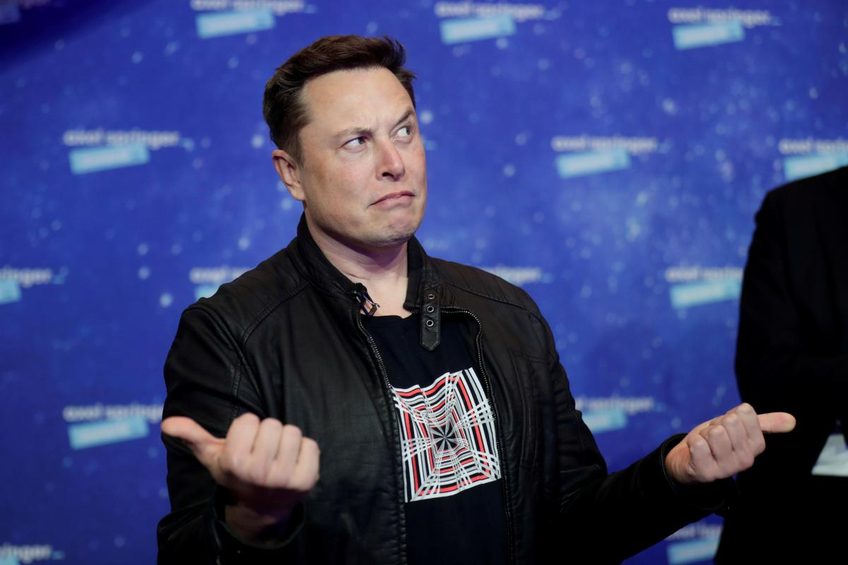 Илон Маск / фото REUTERS