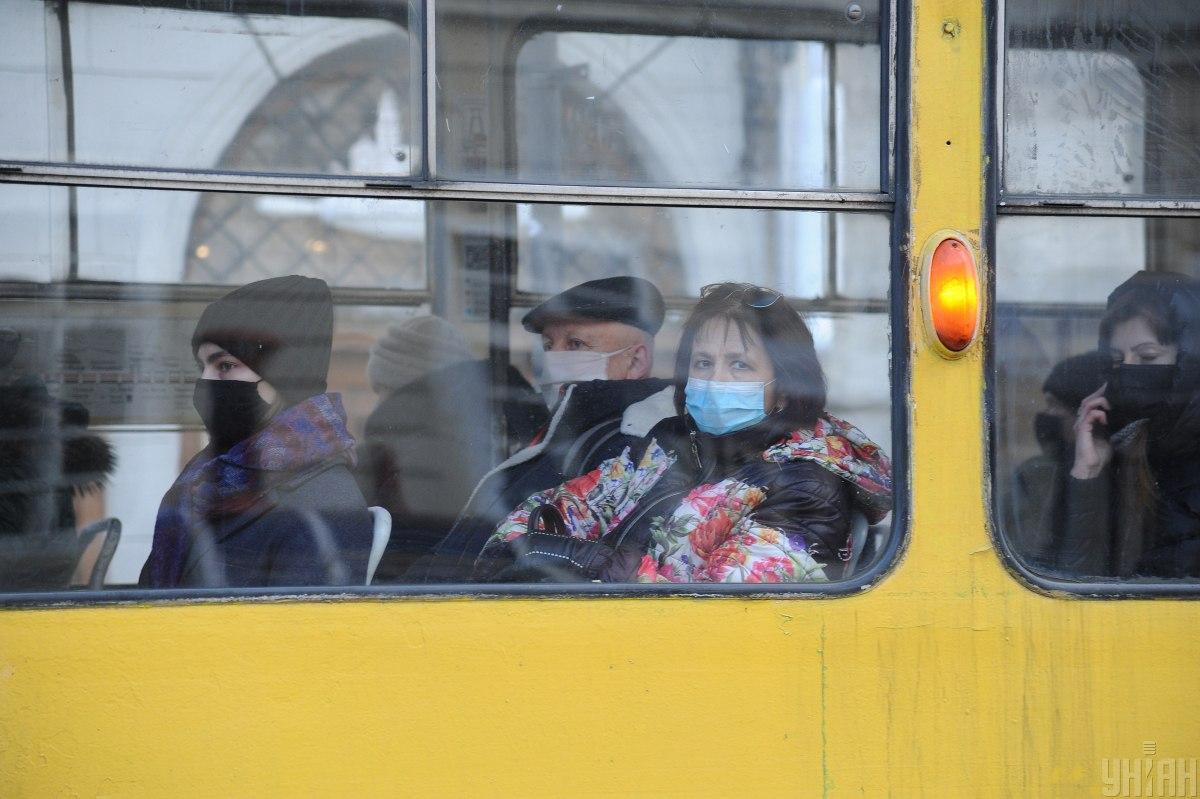 Коронавирус в Украине-статистика / фото УНИАН, Тис Николай