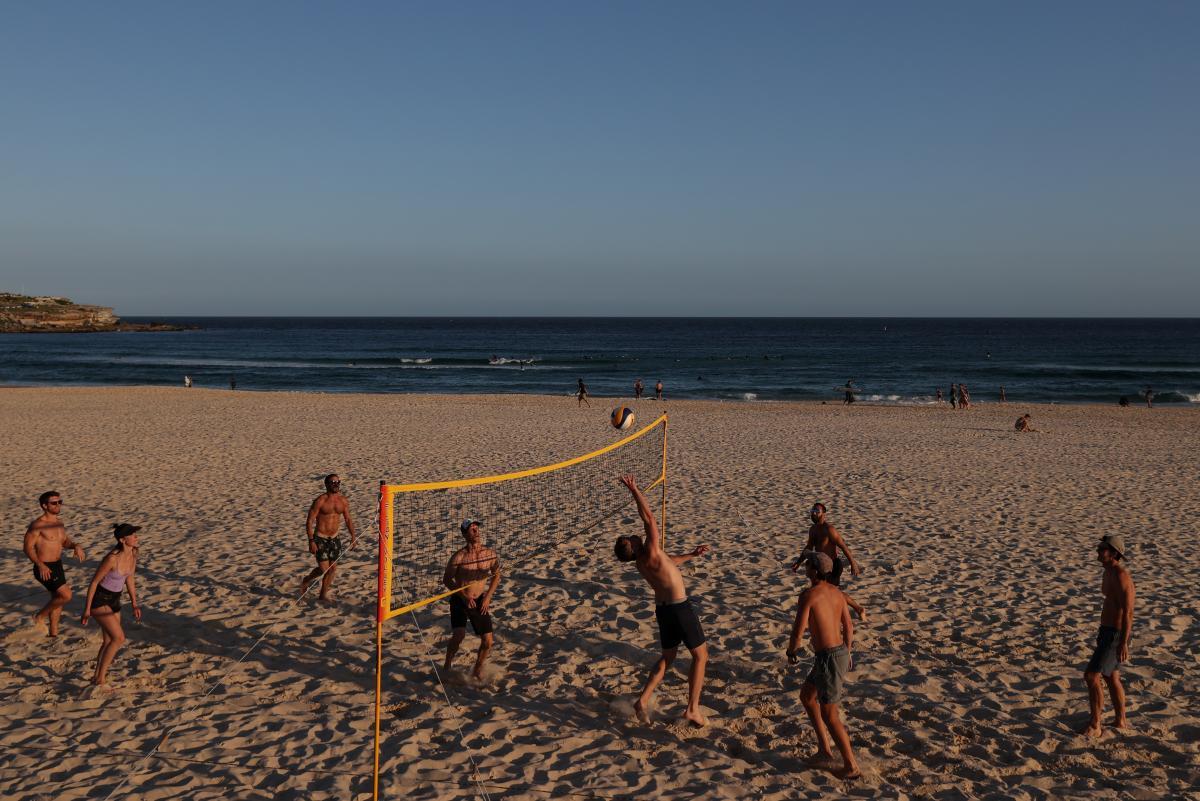 9 февраля – День рождения волейбола / фото REUTERS