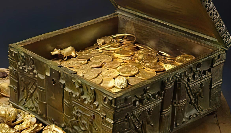 В 2010 году Форрест Фенн спрятал сундук с золотом / фото jewellerymag