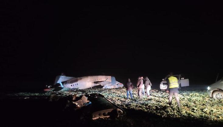 В Тернопільській області впав літак / фото tp.npu.gov.ua