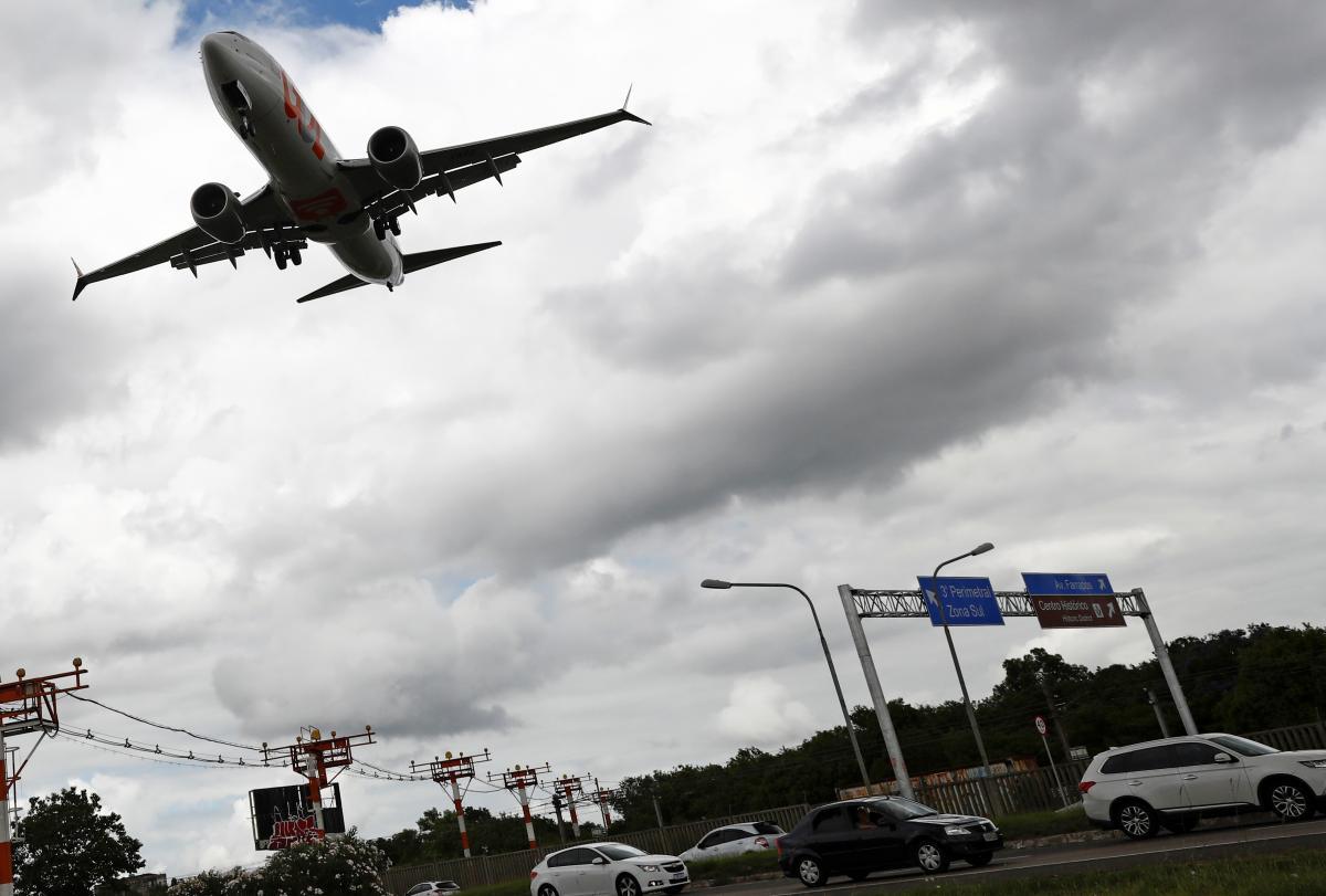 Boeing хоче призупинити польоти 777 на час перевірки / фото REUTERS