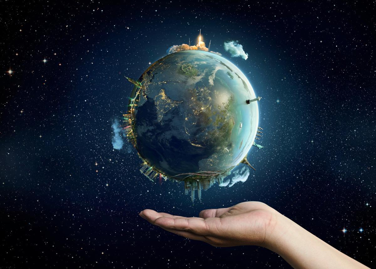 Масса созданных людьми предметов на Земле превысила массу всего живого / фото ua.depositphotos.com