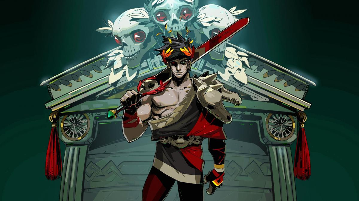 Hades и другие игры можно получить по скидкам до 14 декабря /фото Supergiant Games