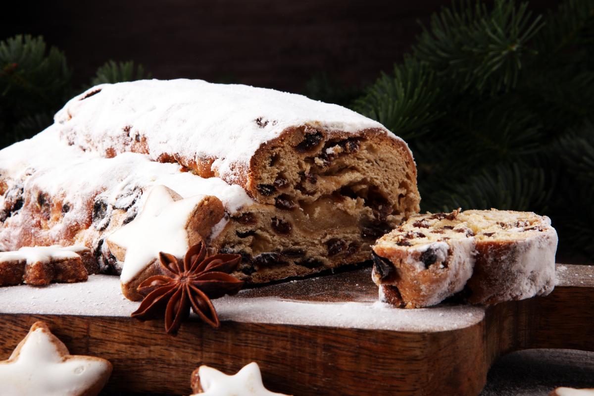 Рецепт рождественского штолена / фото ua.depositphotos.com