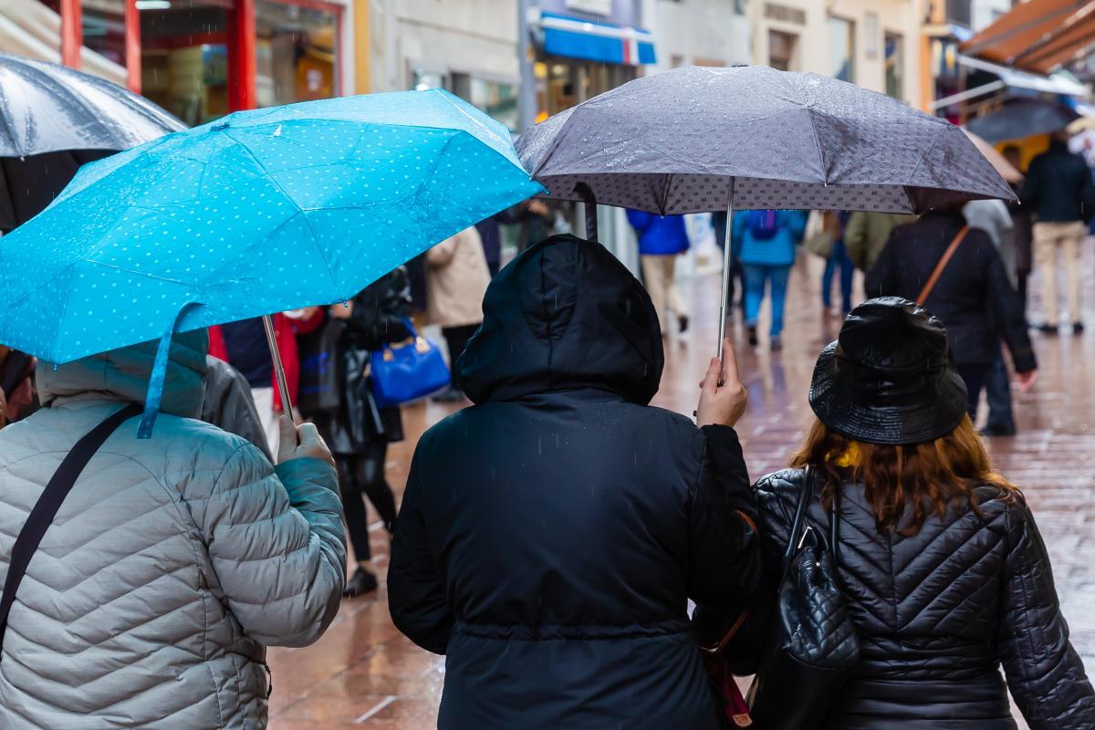 Сьогодні в Києві очікується дощ / Фото ua.depositphotos.com