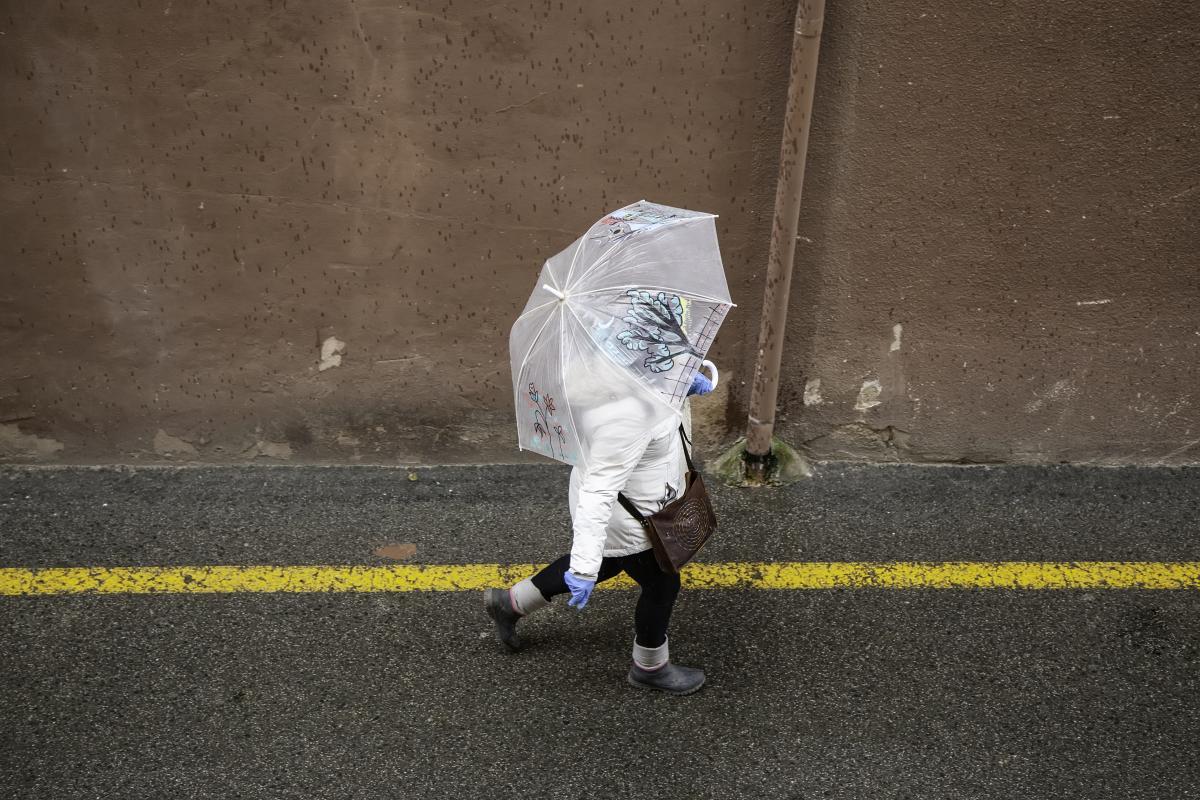 Сегодня часть Украины накроют дожди / Фото ua.depositphotos.com