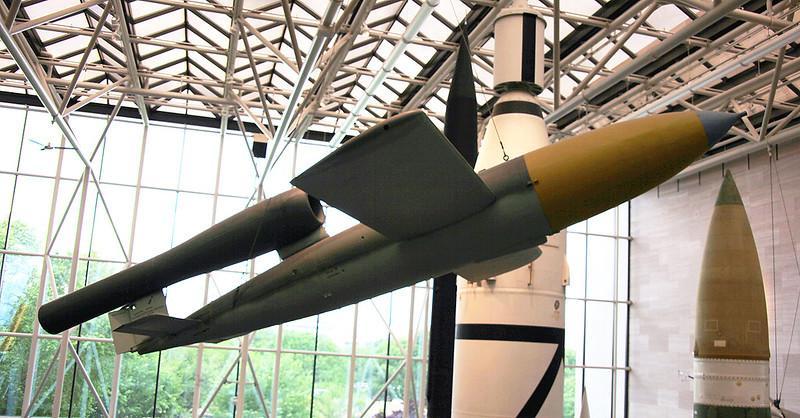 С помощью V-1 Третий рейх бомбилВеликобританию в годы войны / фото Flickr/Tim Evanson