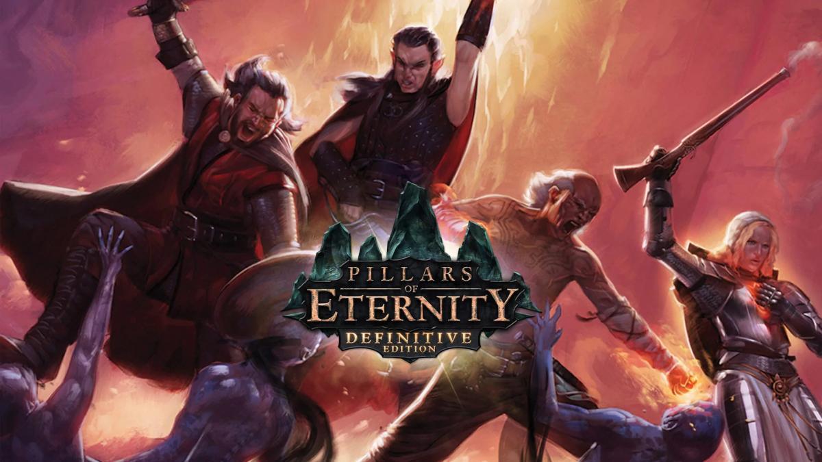 Знаменитую ролевую игру Pillars of Eternity отдают бесплатно / фото Obsidian Entertainment