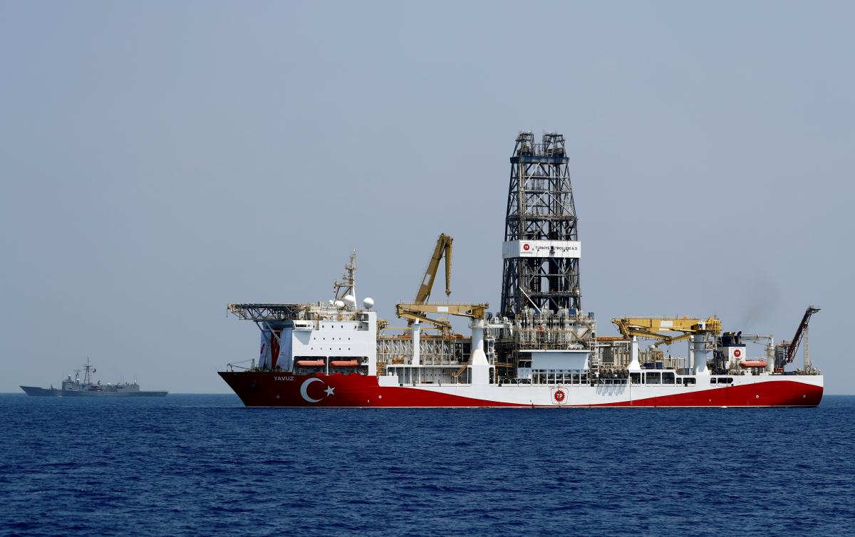 Турция нашла еще одно крупное месторождение газа в Черном море / фото REUTERS