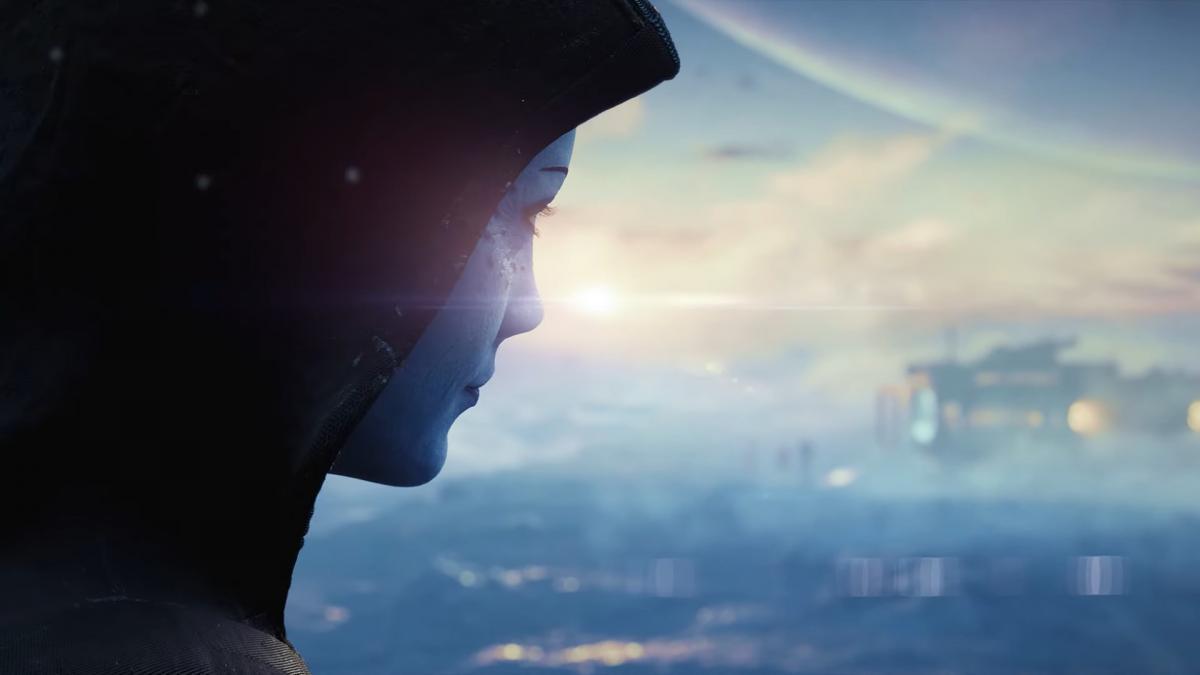 Новая часть Mass Effect находится на ранних этапах производства/ скриншот из трейлера