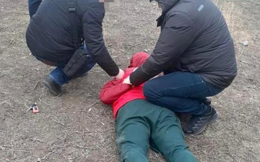 В Харькове задержали двоих выходцев из Сирии / фото ssu.gov.ua