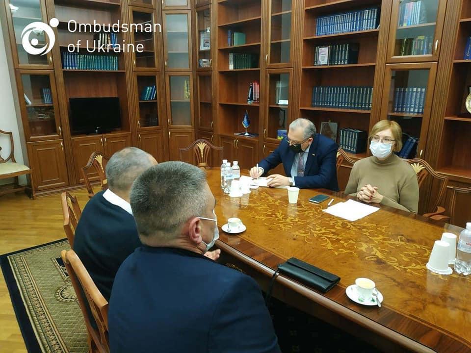 фото facebook.com/denisovaombudsman
