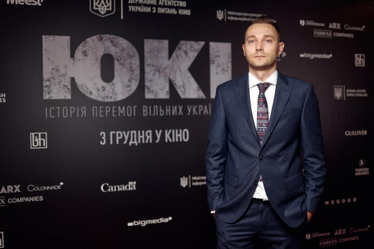 """Режисер переконаний, що фільм """"Юкі"""" добре підходить для стрімінгових платформ / фото Facebook Володимир Мула"""