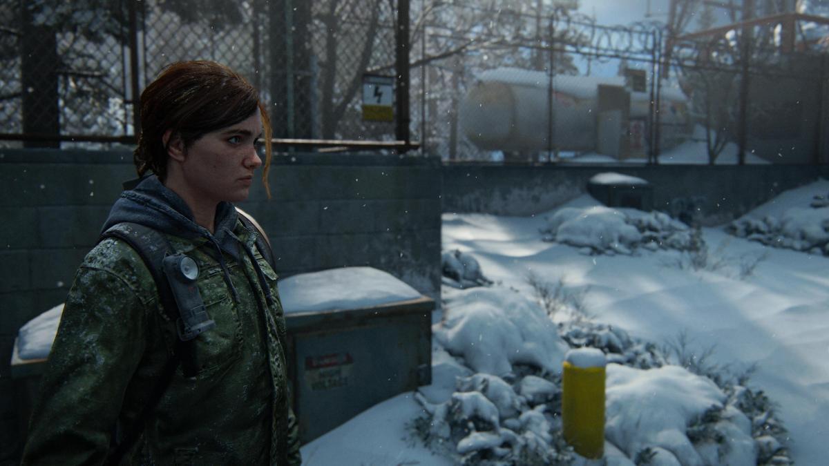 The Last of Us Part II на PlayStation 5 /скриншот