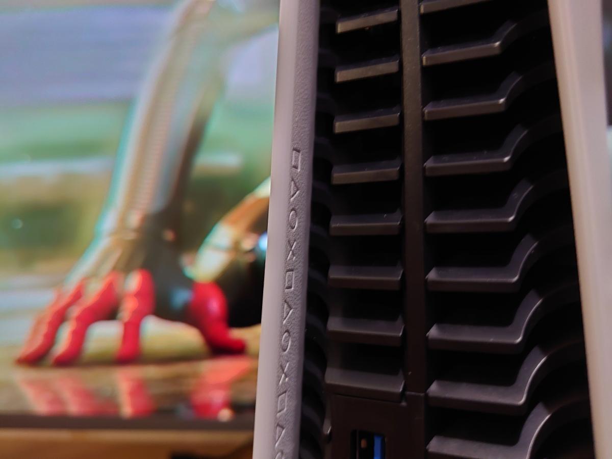 Консоль хорошо охлаждается и не шумит при работе/ фото УНИАН