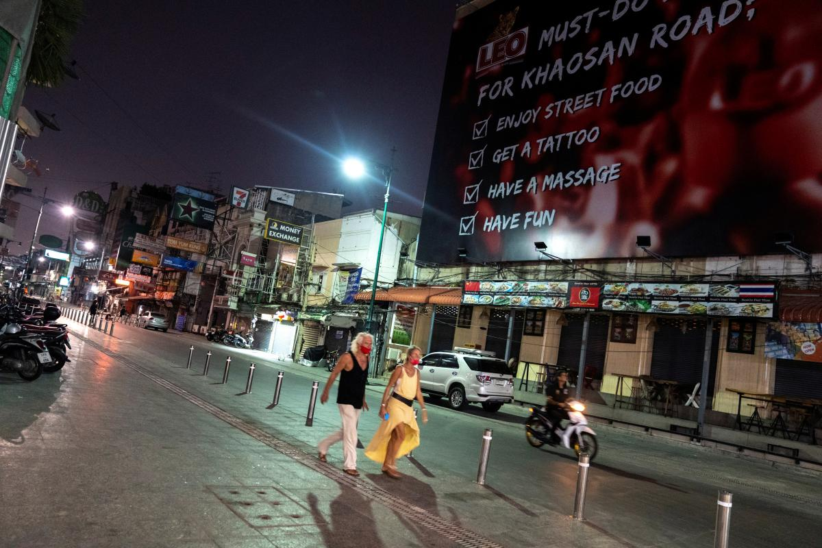 Таиланд хочет упростить визовый режим для туристов / фото REUTERS