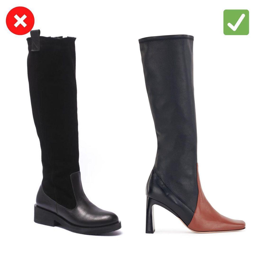 Сочетание в обуви / instagram.com/andre_tan_official