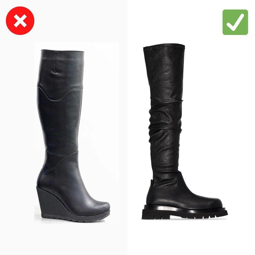Обувь на платформе / instagram.com/andre_tan_official