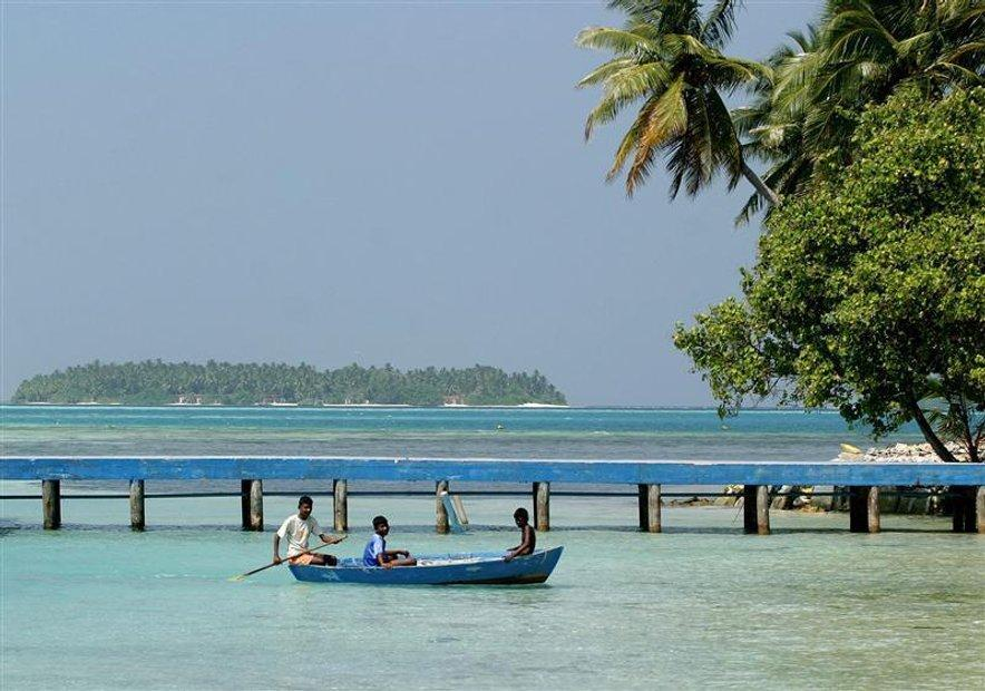 The Maldiveshave been put on the red zone list / REUTERS