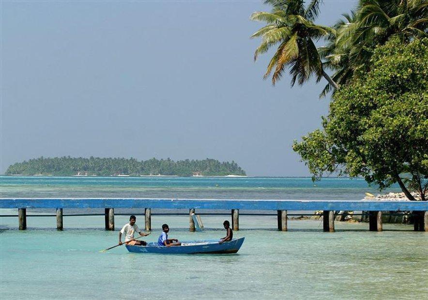 Мальдивы попали в красную карантинную зону / иллюстрация REUTERS