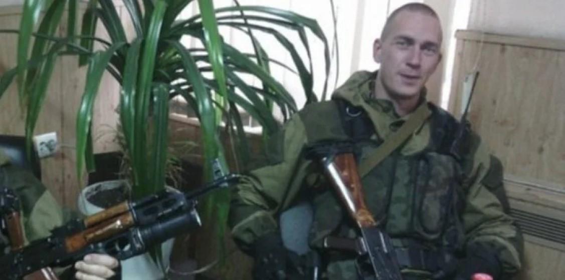 Chekin fought against the Ukrainian army in 2014-2015 / Photo from Ukraine's Myrotvorets database