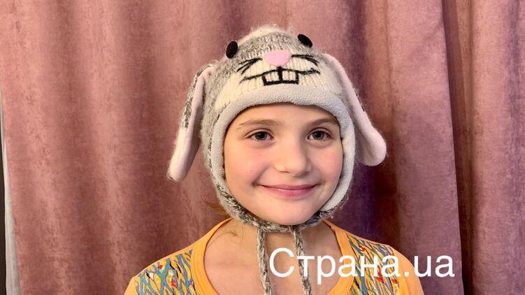 """Героиней ролика оказалась 9-летня Маша Моисеенко / фото """"Страна"""""""