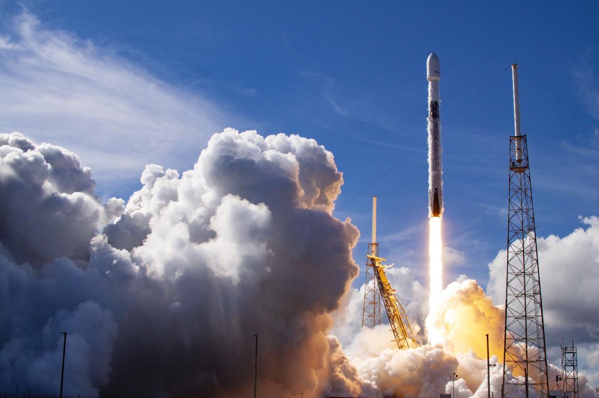 Ракетний пуск SpaceX 13 Грудня / SpaceX