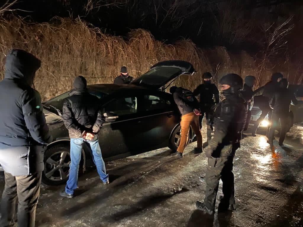 Подробности задержания группы полицейских-взяточников в Киеве / фото facebook.com/kyiv.gp.gov.ua