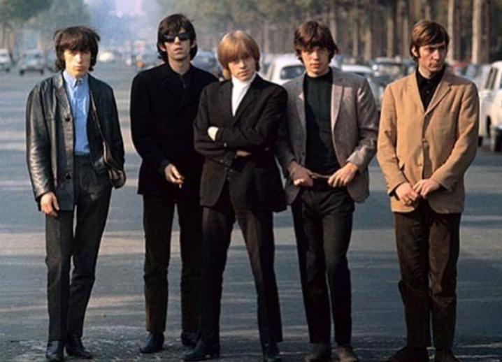 Байопік розповість про ранні роки гурту - з дати заснування колективу \ instagram.com/therollingstones
