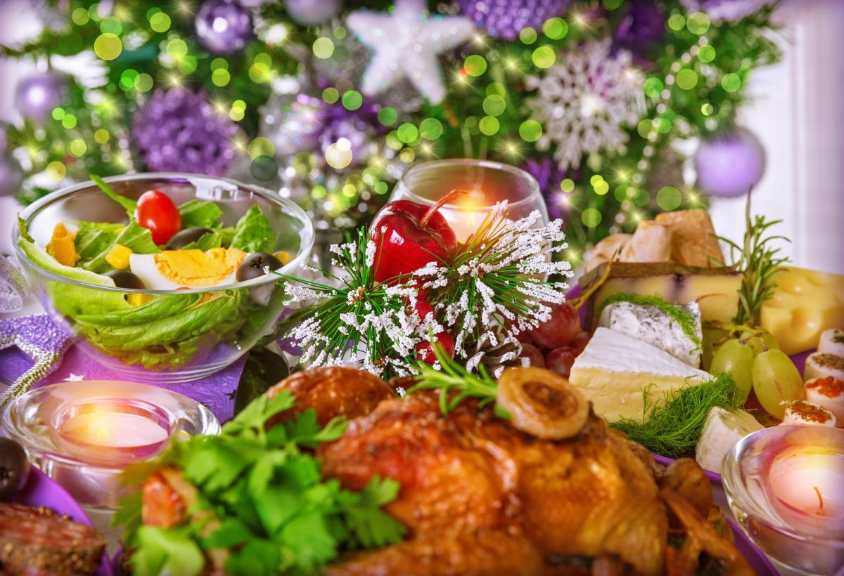 Меню на Новый год 2021 - лучшие новогодние рецепты / фото ua.depositphotos.com