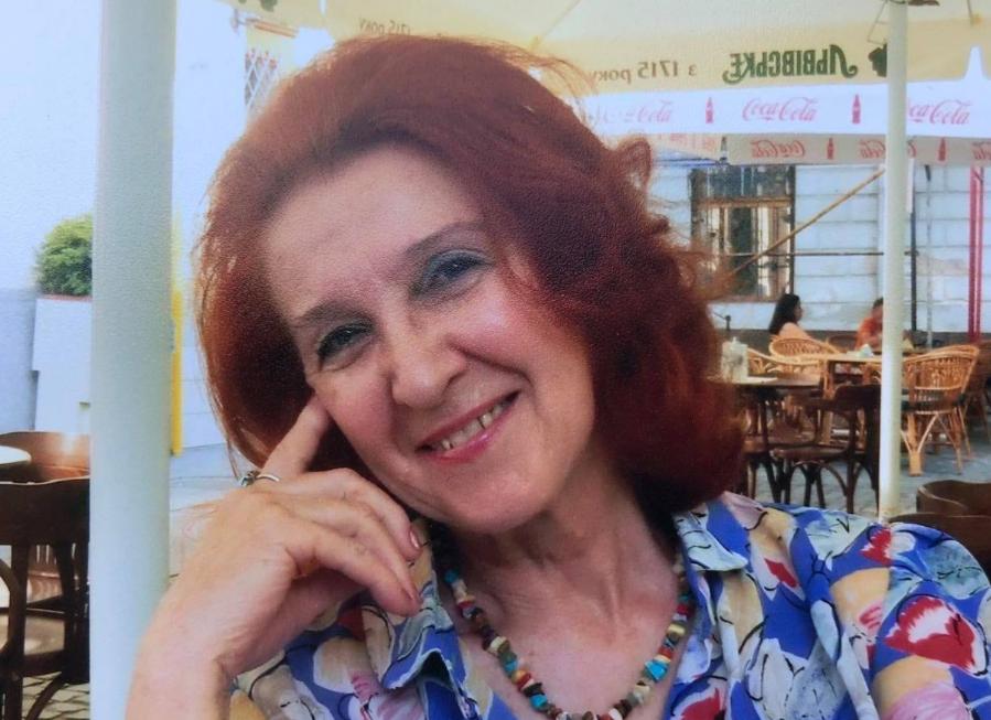 Надежда Бабинец умерла от коронавируса / facebook.com/lili.utfluy