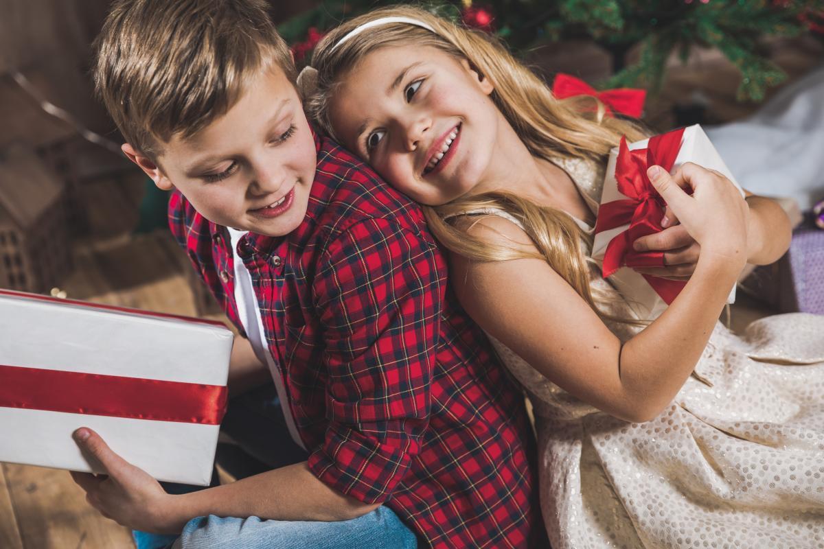 Подарунки на день святого Миколая / фото ua.depositphotos.com