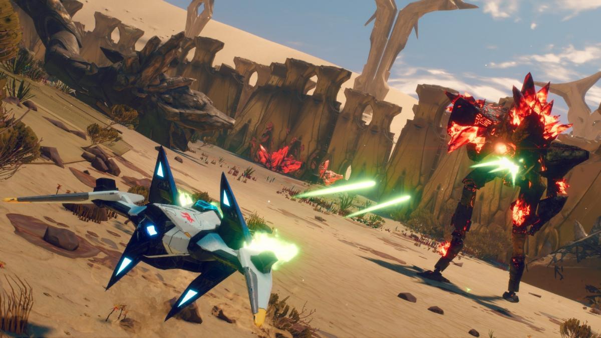 Версию Starlink: Battle for Atlas для ПК отдают бесплатно / фото ign.com