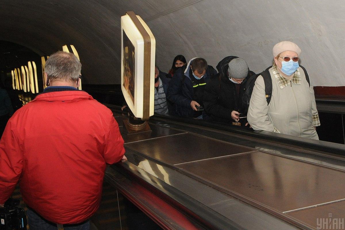 Коронавирус в Киеве - статистика на 11 января / фото УНИАН