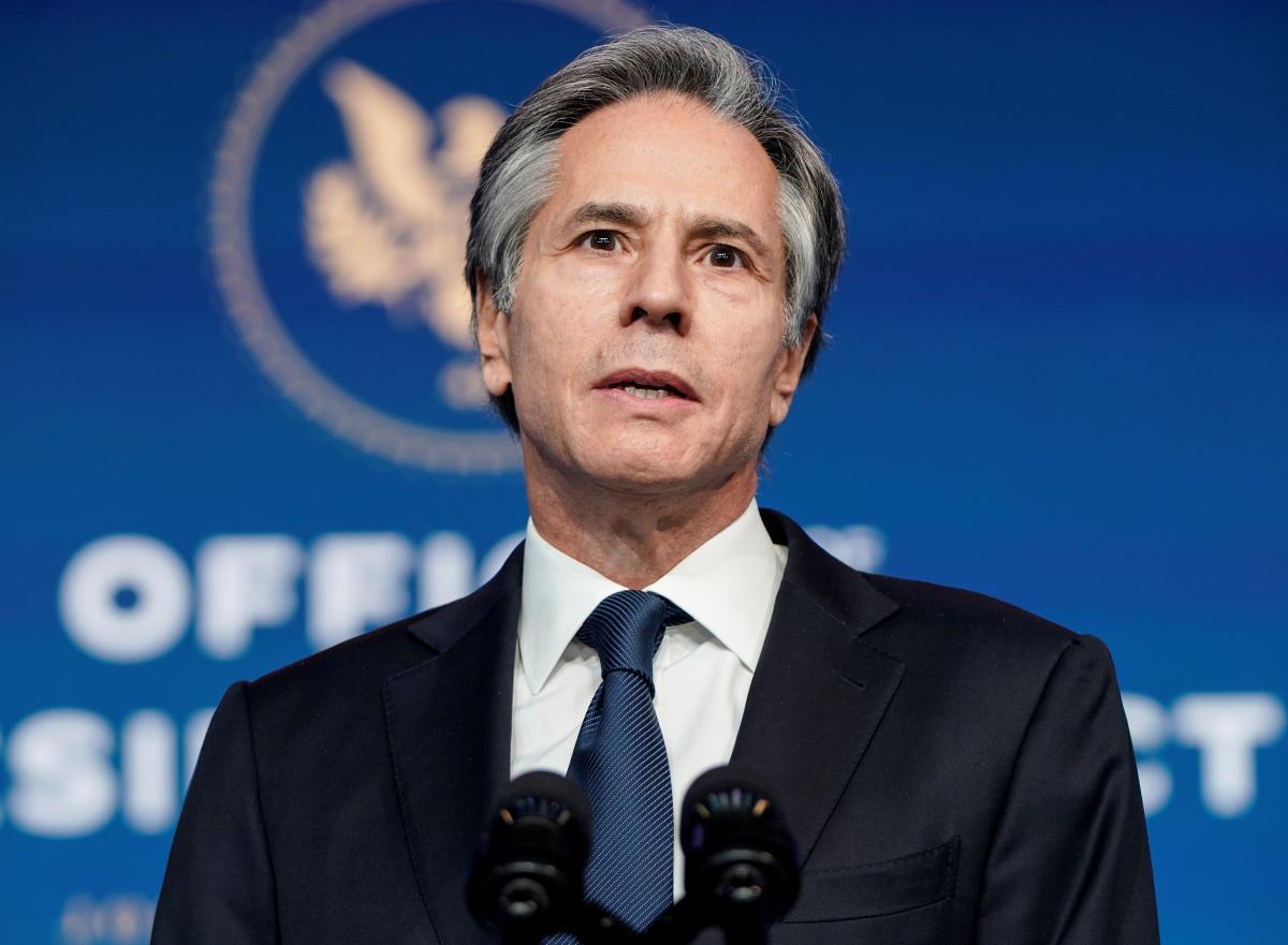 Блинкен проведет двусторонние и многосторонние встречи с европейскими коллегами \ фото REUTERS