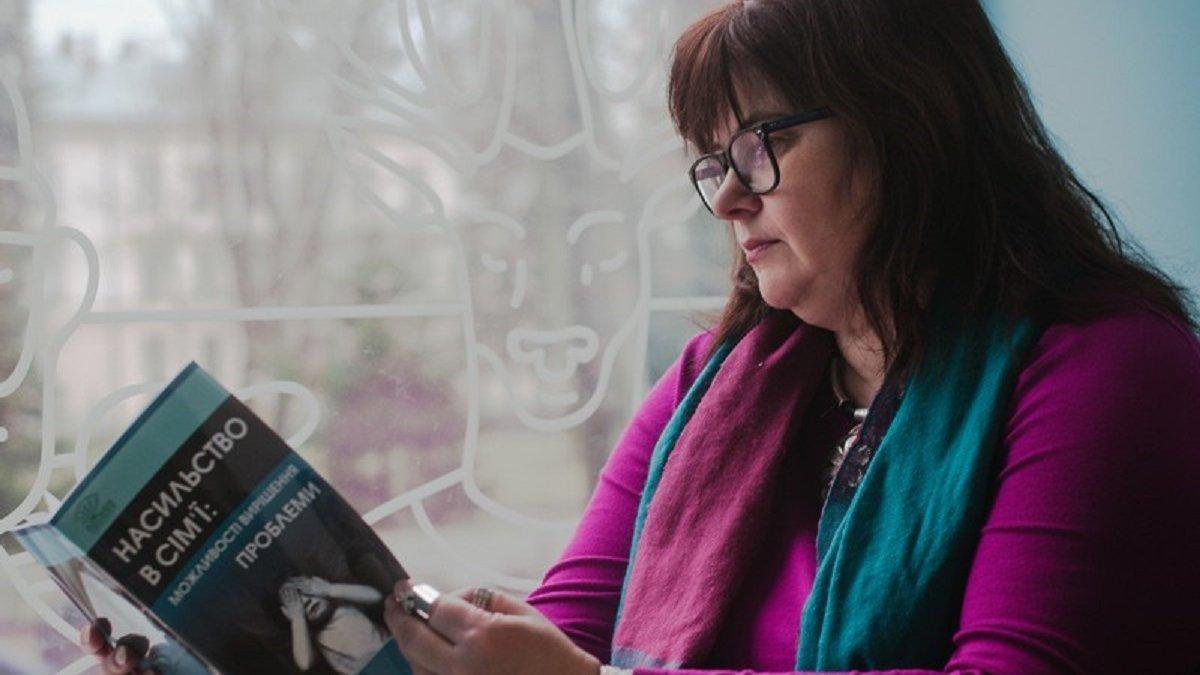 """Марта Чумало: """"Був час, коли треба було пояснювати, що таке насильство"""" / фото zaxid.net"""