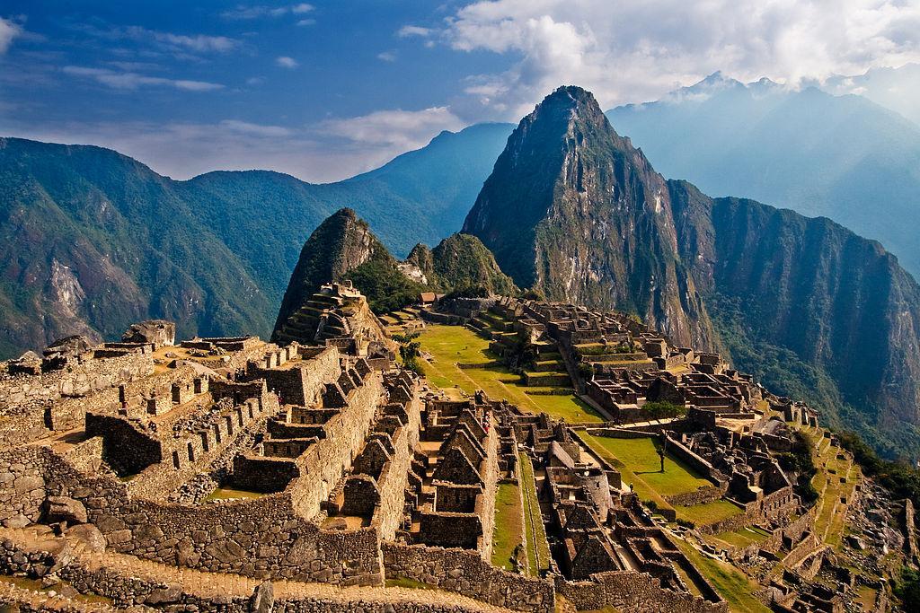 Мачу-Пикчу снова закрыли для туристов / фото en.wikipedia.org