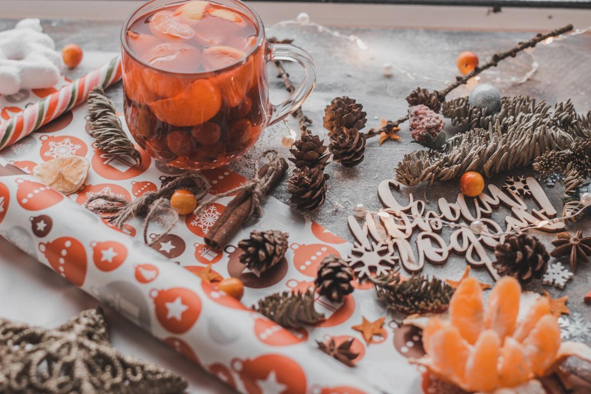 Как приготовить ароматный глинтвейн на Новый год / фото pixabay.com