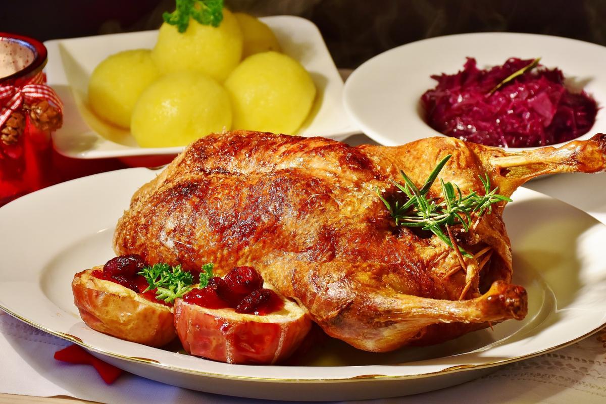 Вкусная утка в духовке - рецепт / фото pixabay.com