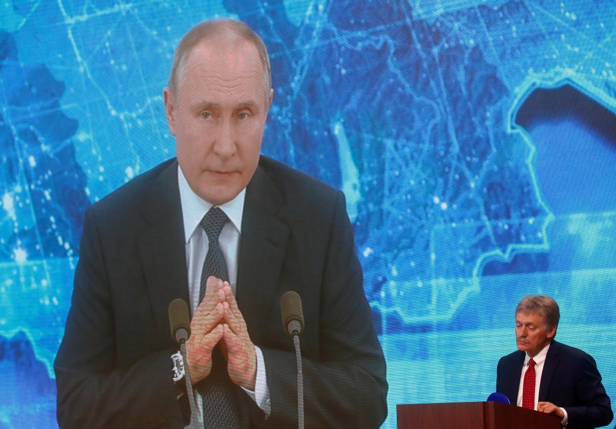 У Путина отреагировали на новое расследование Навального / REUTERS