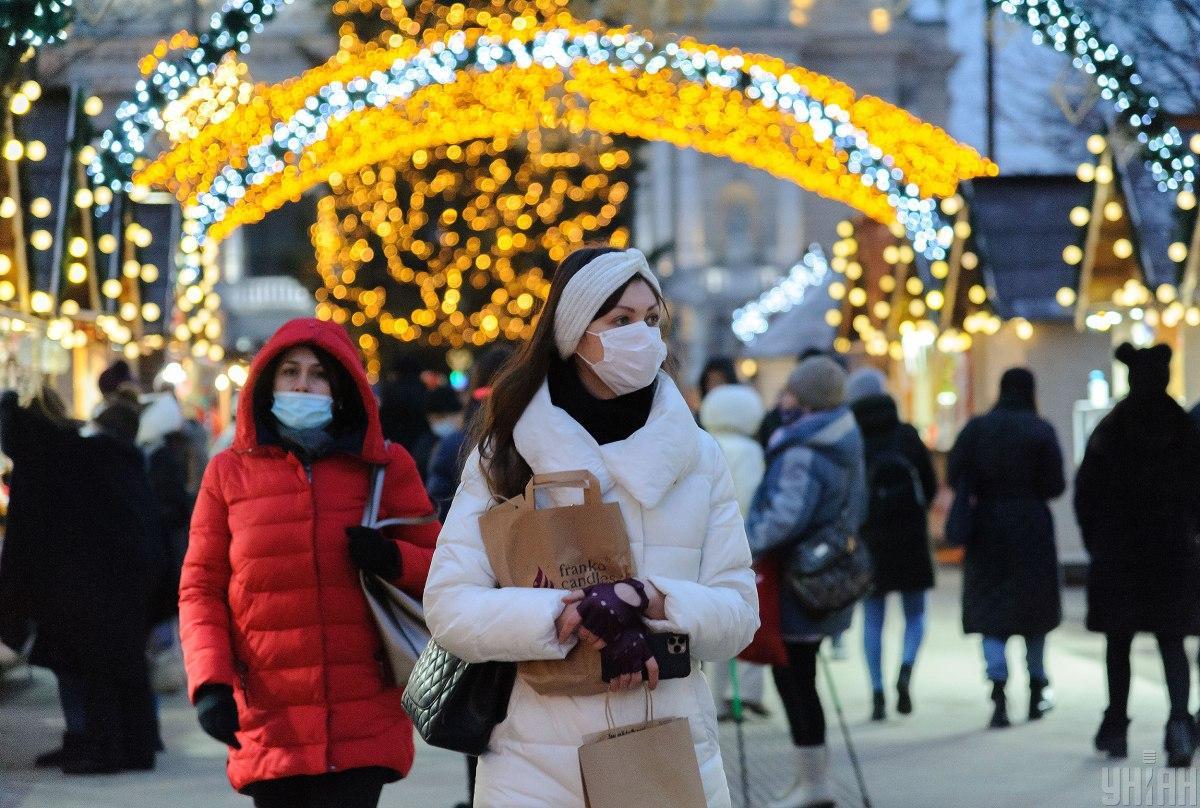 За тиждень нового року на грип та ГРВІ захворіли понад 89 тис. українців, що вдвічі більше, ніж нових хворих на COVID-19 / фото УНІАН (Микола Тис)