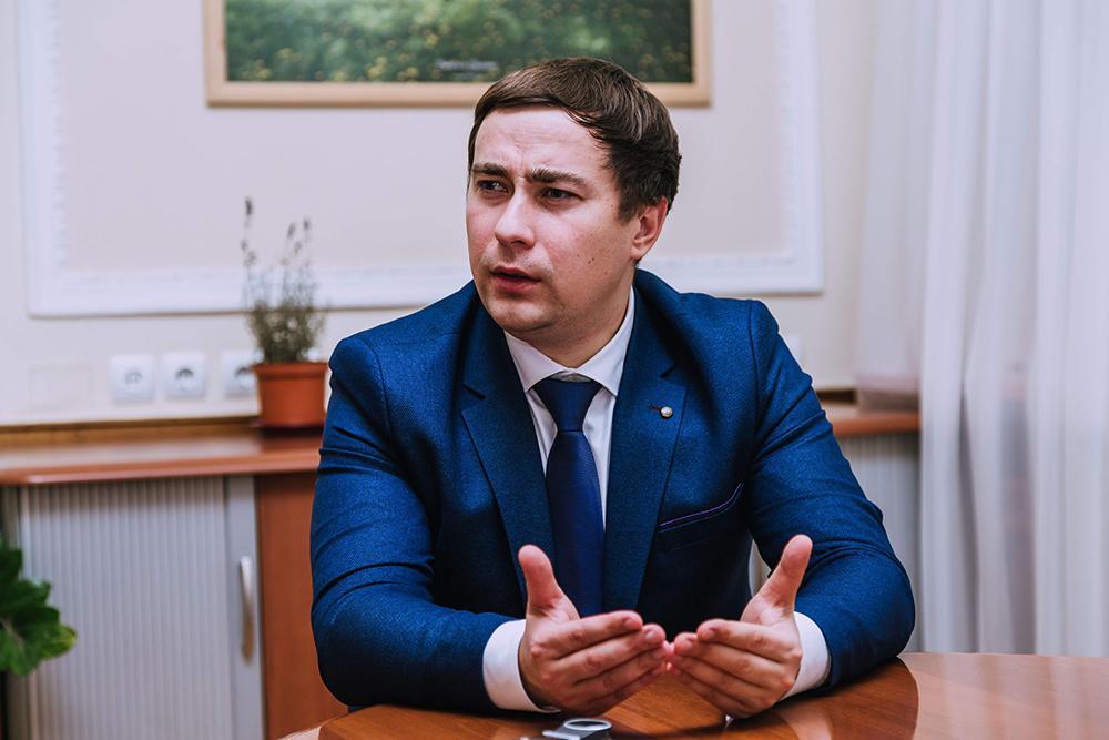 Роман Лещенко агрополитики рассказал о приоритетах работы в должности / фото latifundist.com