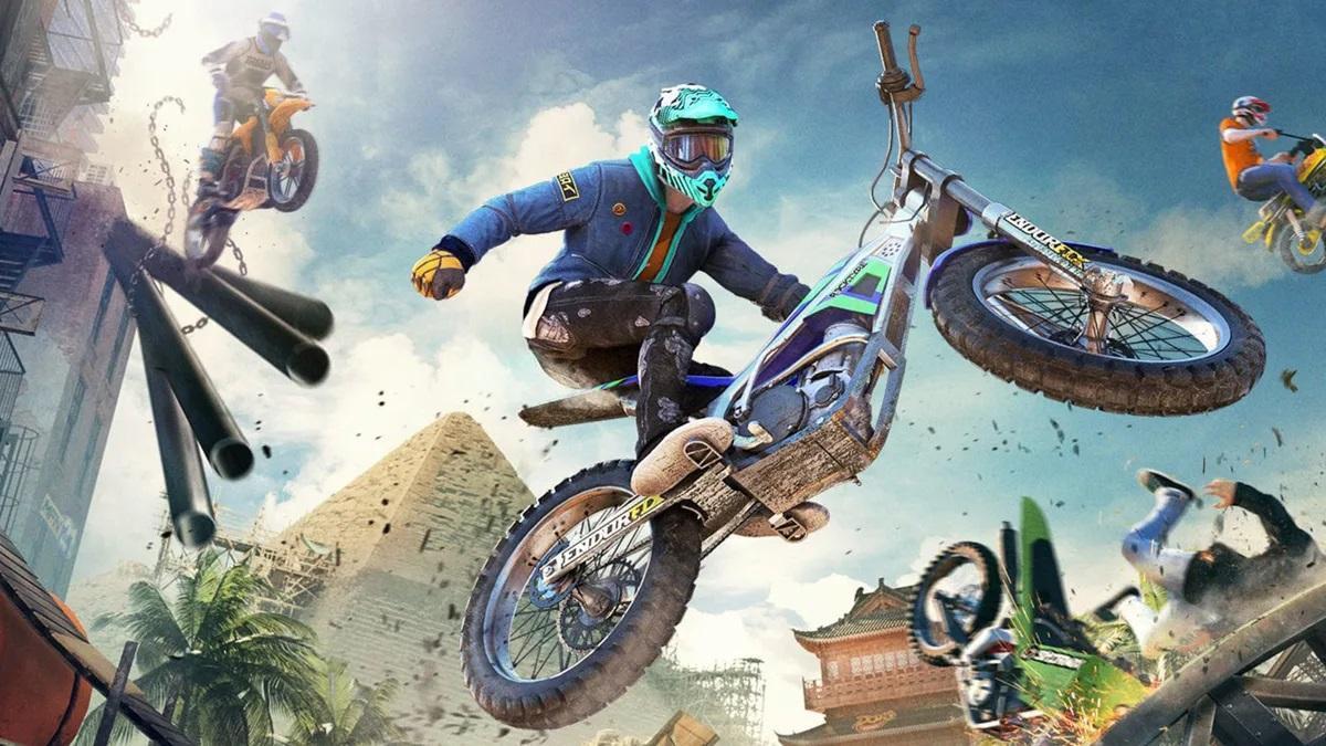 Trials Rising вийшла в 2019 році на консолі та ПК / фото Ubisoft