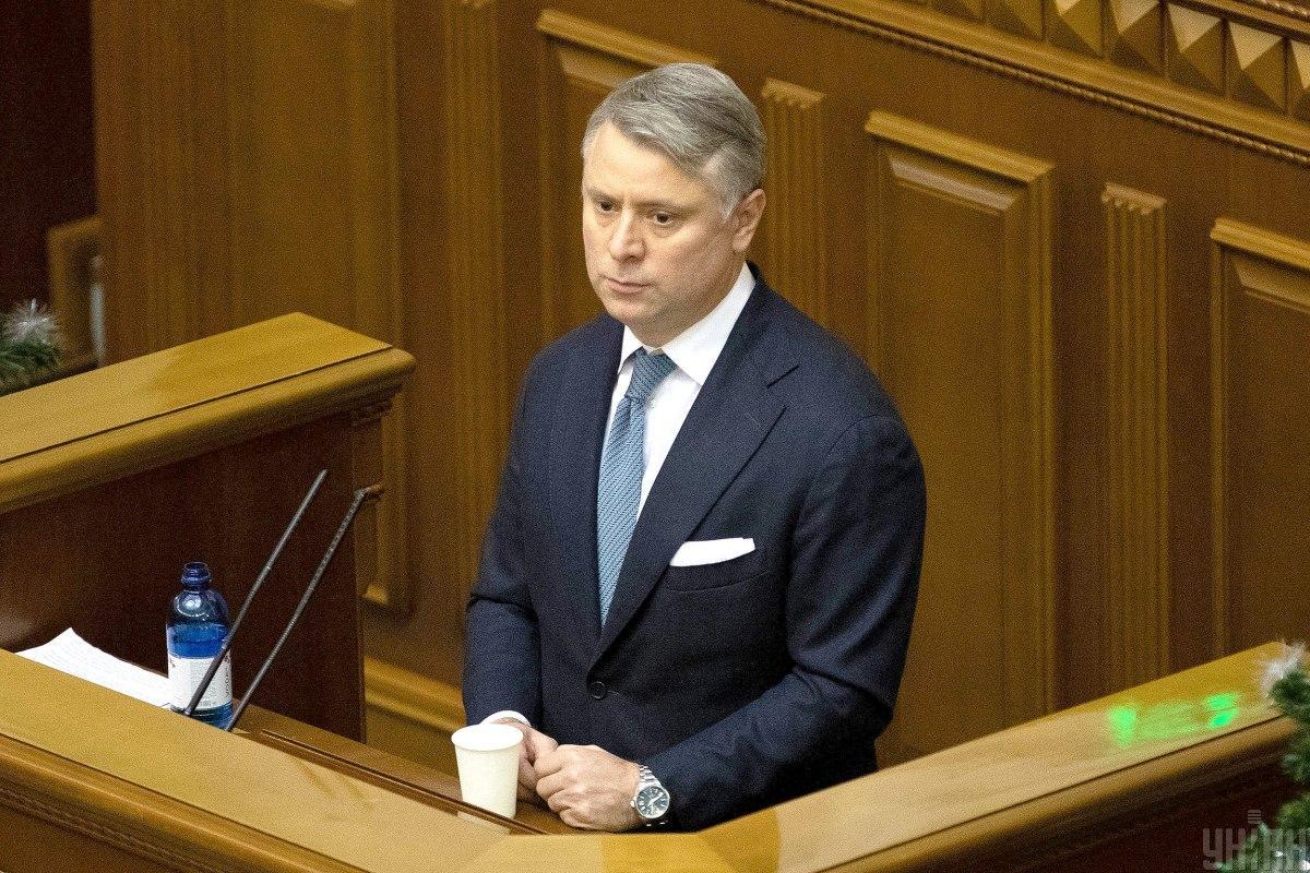 Витренко поблагодарил всех, кто поддержал его кандидатуру / фото УНИАН, Александр Кузьмин