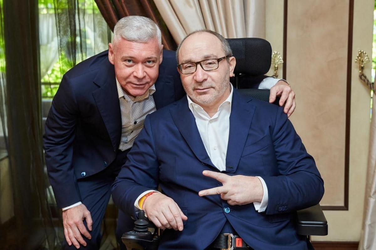 Игорь Терехов - кто это, что известно о соратнике Кернеса / facebook.com/igor.terehov