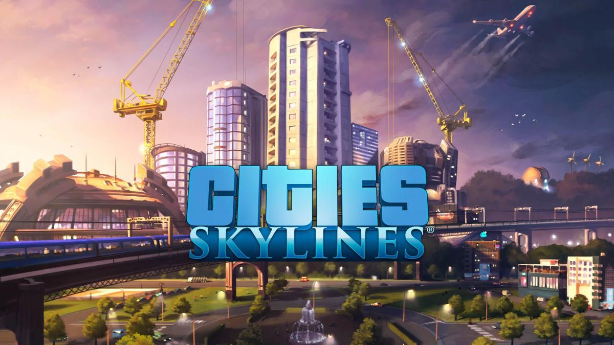 Cities: Skylines стала первой игрой в масштабной раздаче от Epic Games Store / фото epicgames.com